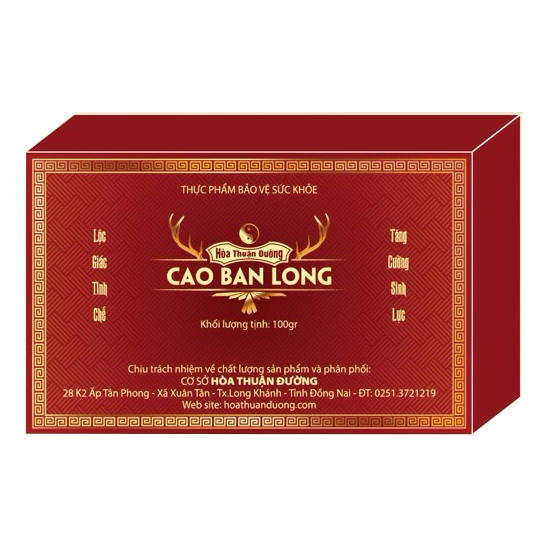 CAO BAN LONG